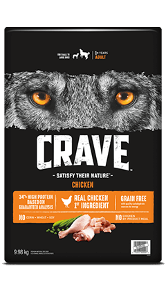 CRAVE™ WITH PROTEIN FROM CHICKEN 9.98KG