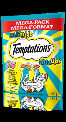 TEMPTATIONS® Mix-Ups Tuna, Salmon, and Shrimp