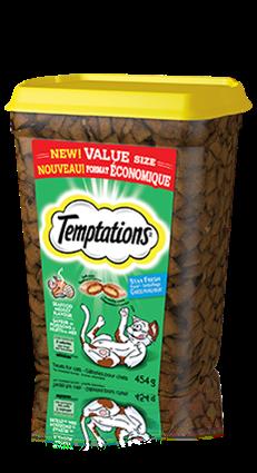 TEMPTATIONS® Seafood Medley