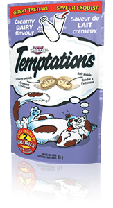 TEMPTATIONS® Creamy Dairy