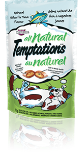 TEMPTATIONS® All Natural Yellow Fin Tuna