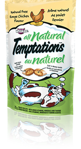 TEMPTATIONS® All Natural Free Range Chicken