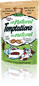 TEMPTATIONS® All Natural Beef Tenderloin