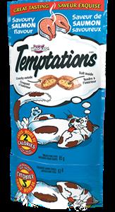 TEMPTATIONS® Savoury Salmon