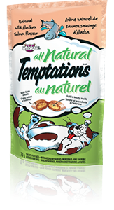 TEMPTATIONS® All Natural Wild Alaskan Salmon