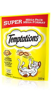 TEMPTATIONS® Super Mega Tasty Chicken
