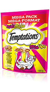 TEMPTATIONS® Mix-Ups Chicken, Beef, and Turkey