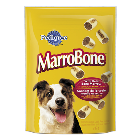 PEDIGREE MARROBONE® Vitamin Enriched Treats for Small Dogs in Original Flavour