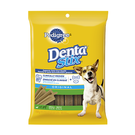 PEDIGREE® DentaStix® Daily Oral Care for Small Dogs - Original Chicken Flavour