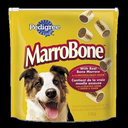 PEDIGREE MARROBONE® Vitamin Enriched Treats for Small Dogs in Original Flavour