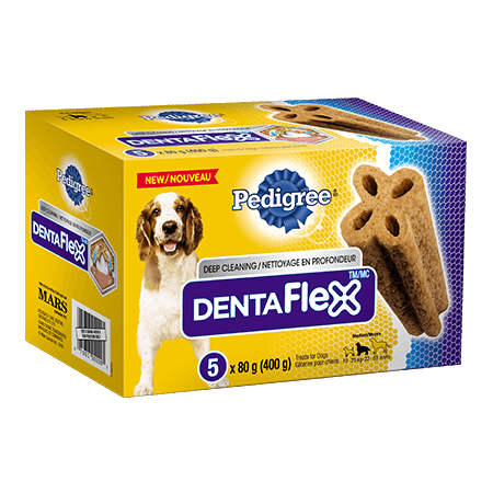 PEDIGREE® DENTAFLEX® for Medium Dogs 6 pack