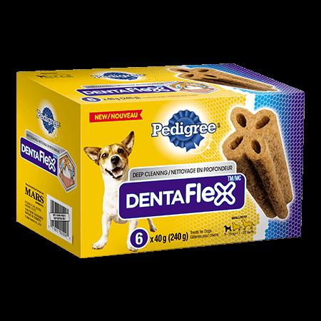 PEDIGREE® DENTAFLEX® for Small Dogs 6 pack