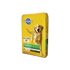 PEDIGREE VITALITY + ® Dry Food For Adult Dogs in Turkey Flavour
