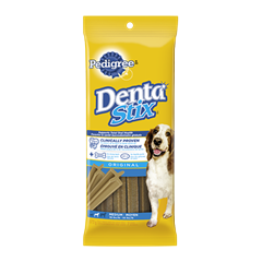 PEDIGREE® DentaStix® Daily Oral Care for Medium Dogs - Original Chicken Flavour