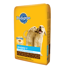PEDIGREE Puppy+ ™Food for Puppies