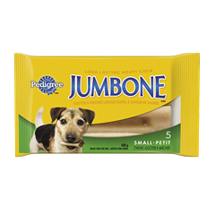 PEDIGREE® Jumbone® Long-lasting Chew for Small & Medium Dogs