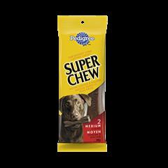 PEDIGREE® Super Chew Long-lasting Chew for Medium Dogs