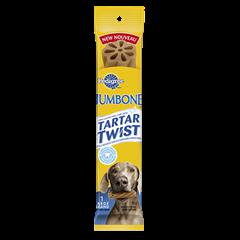 PEDIGREE® JUMBONE® TARTAR TWIST™ Snacks for Large Dogs