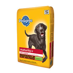 PEDIGREE MATURITY+™ Food for Adult Dogs