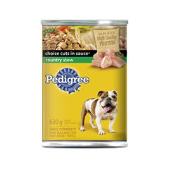 PEDIGREE® CHOICE CUTS® Country Stew