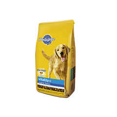 PEDIGREE VITALITY +® Dry Food For Adult Dogs in Original Flavour
