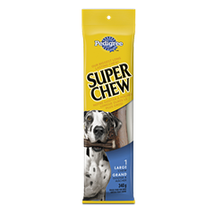 PEDIGREE® Super Chew Long-lasting Chew for Large Dogs
