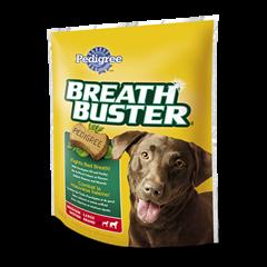 PEDIGREE® BREATHBUSTER® Snacks for Dogs