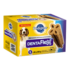 PEDIGREE® DENTAFLEX® for Medium Dogs 6 pack