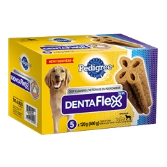PEDIGREE® DENTAFLEX® for Large Dogs 6 pack