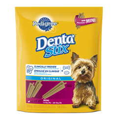 PEDIGREE® DentaStix® Mini
