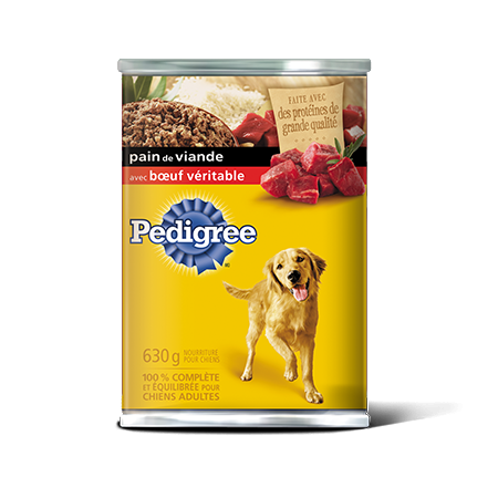 Nourriture humide pour chiens PEDIGREE<sup>MD</sup>