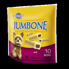 Goûter à mâcher longue durée PEDIGREE<sup>ᴹᴰ</sup> JUMBONE<sup>MD</sup> pour chiens jouets et petits chiens en emballage de 10