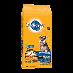 PEDIGREE® Petits chiens+ Maturité saveur de poulet rôti et de légumes 1.6kg