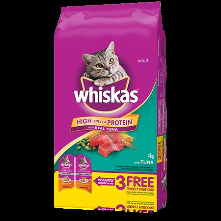 WHISKAS<sup>&reg;</sup> with Tuna