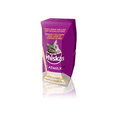 WHISKAS® CATMILK?