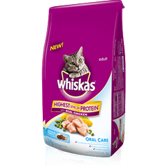 WHISKAS® Oral Care