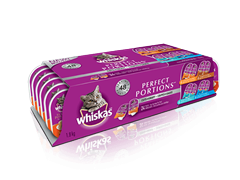 WHISKAS Perfect Portions™  24 Variety  Pack