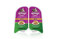 WHISKAS® Perfect Portions® Chicken & Liver Entrée