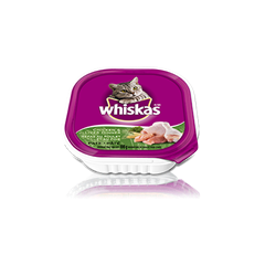WHISKAS® Tray Chicken & Liver Dinner
