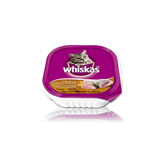 WHISKAS Turkey and Giblets Dinner Pate