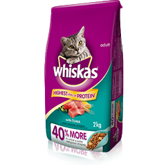WHISKAS with Tuna