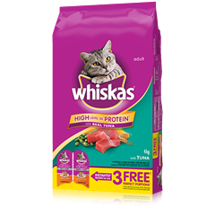WHISKAS® with Tuna