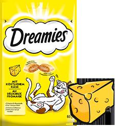 Mit köstlichem Käse