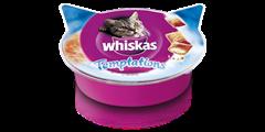 Whiskas® Temptations au saumon