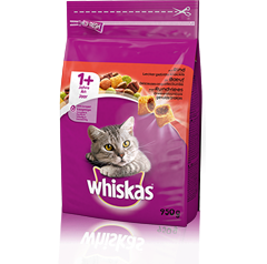 Whiskas<sup>®</sup> 1+ Boeuf
