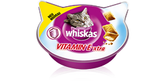 Whiskas<sup>®</sup> Vitamin E-xtra