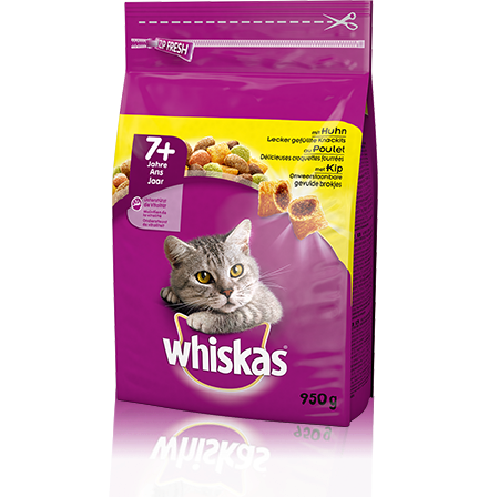 Whiskas Senior Huhn