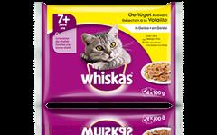 Whiskas® Geflügel Auswahl in Gelée