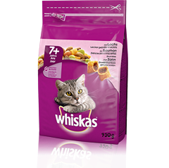 Whiskas® Senior Lachs