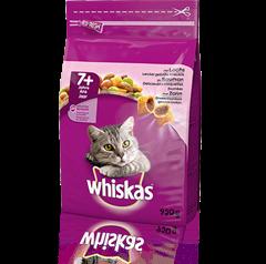 Whiskas<sup>®</sup> Senior Lachs